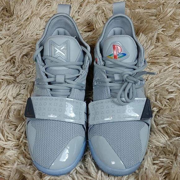 detailed look 721d0 26c82 Nike Paul George PG 2.5 PlayStation w/receipt NWT